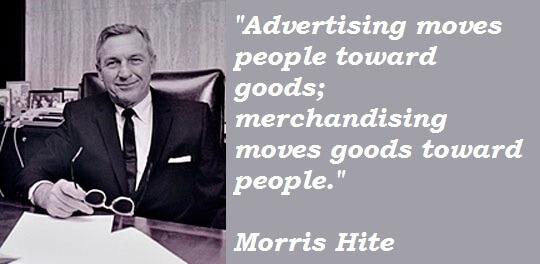 Зубр американской рекламы Моррис Хайт