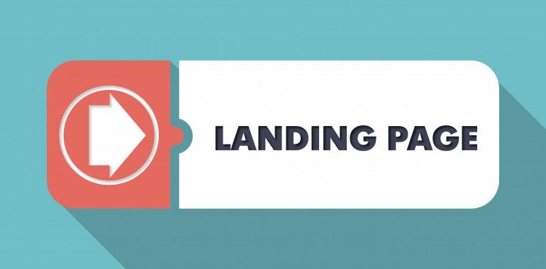 Лендинг и этапы его создания