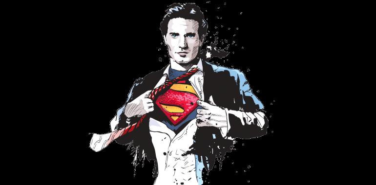 Герой, покоривший гору дедлайнов, брифов и текстов