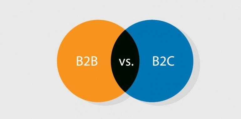 Различия B2B и B2C контента