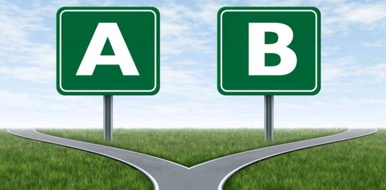 Суть и преимущества А/Б тестирования