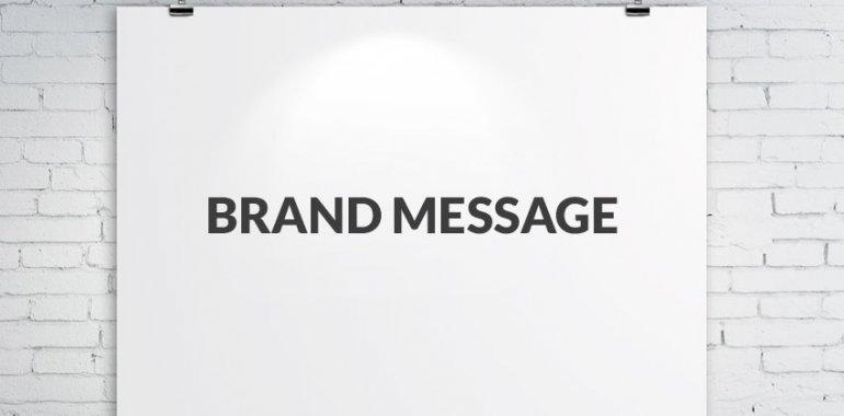 Что такое послание бренда