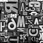 Неудачный выбор шрифта – провальная рекламная кампания