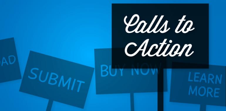 Призыв к действию – один из лучших инструментов влияния на выбор покупателей