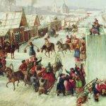 Зимние традиции нашего народа