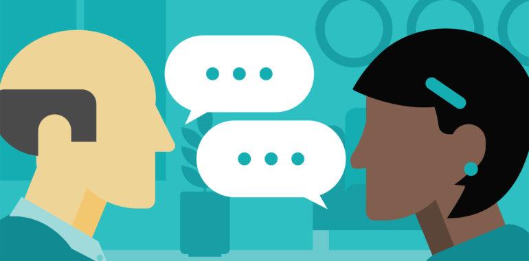 Копирайтинг в разговорном стиле